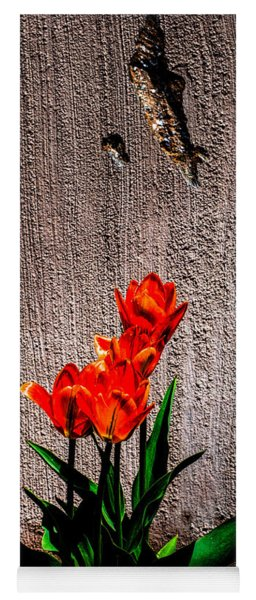 Spring In The City Yoga Mat