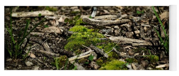 Spring Moss Yoga Mat