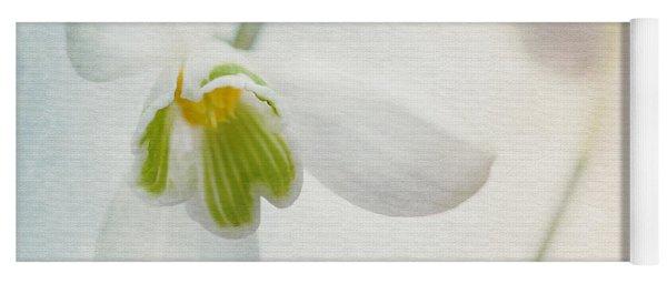 Springflower Yoga Mat