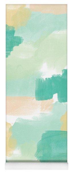 Spumoni- Abstract Painting Yoga Mat
