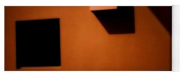 Square Shadows Yoga Mat