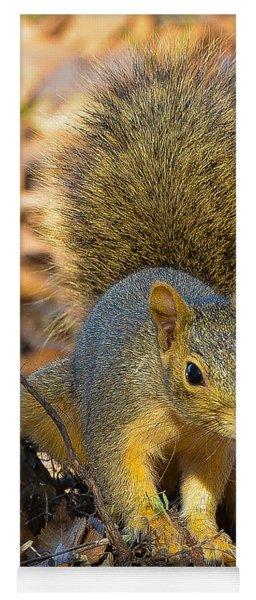 Squirrel Yoga Mat
