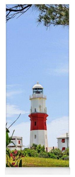 St. Davids Lighthouse Yoga Mat