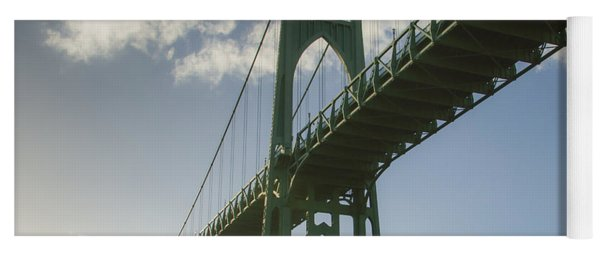 St Johns Bridge Yoga Mat