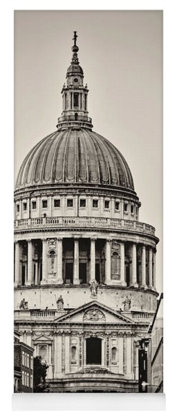 St Pauls London Yoga Mat