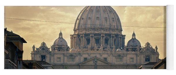 St Peter's Afternoon Glow Yoga Mat
