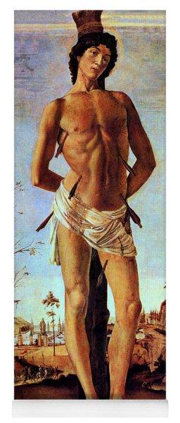 St. Sebastian Yoga Mat
