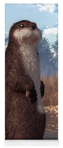 Standing Otter Yoga Mat