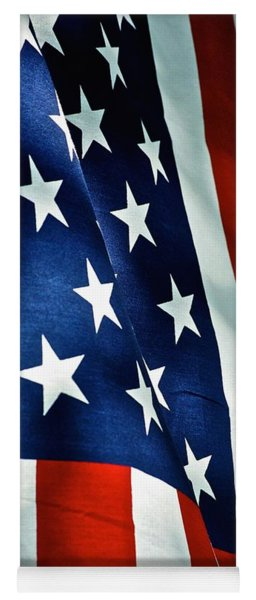 Star-spangled Banner Yoga Mat