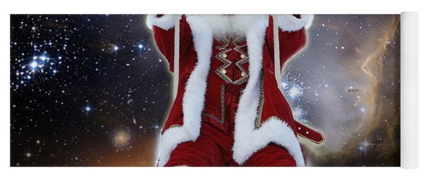 Santa's Star Swing Yoga Mat