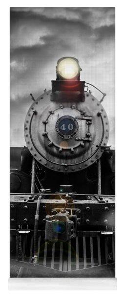 Steam Train Dream Yoga Mat