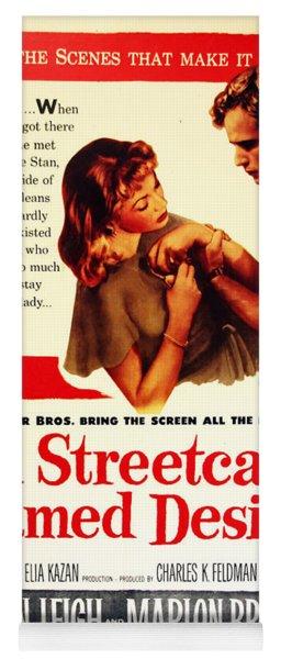 Stellaaaaa - A Streetcar Named Desire Yoga Mat