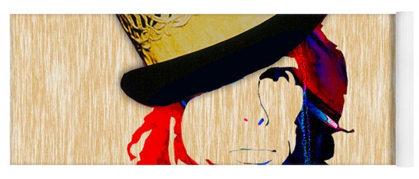 Steven Tyler Collection Yoga Mat