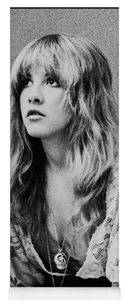 Stevie Nicks Yoga Mat