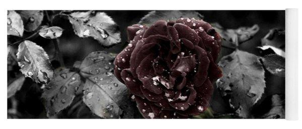 ...still A Rose Yoga Mat