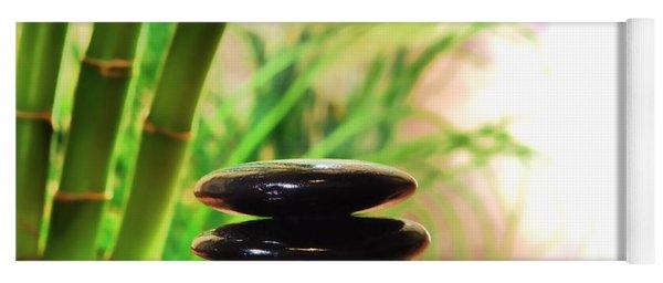Stone Cairn Yoga Mat