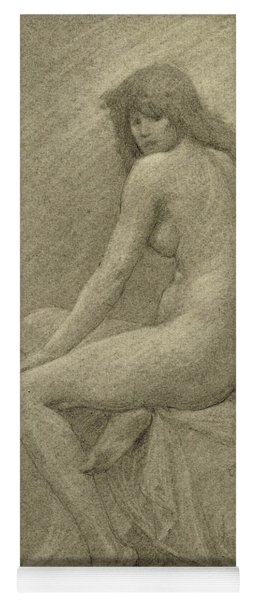 Study For Lilith Yoga Mat