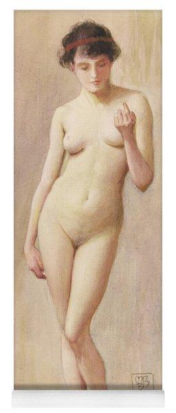 Study Of A Nude II Yoga Mat