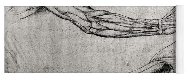 Study Of Arms Yoga Mat