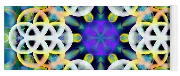 Subatomic Orbit Yoga Mat