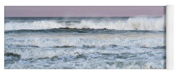 Summer Waves Seaside New Jersey Yoga Mat