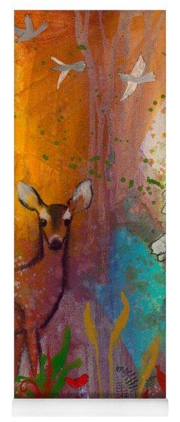 Sun Deer Yoga Mat