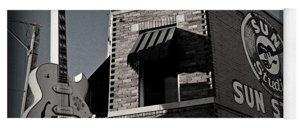 Sun Studio - Memphis Yoga Mat