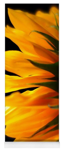 Sunflower 2 Yoga Mat