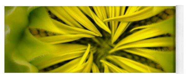Sunflower Yoga Mat