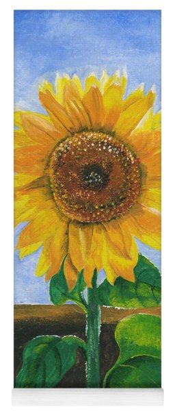 Sunflower Series Two Yoga Mat