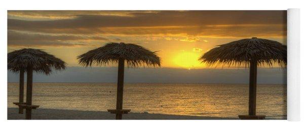 Sunrise Glory Yoga Mat