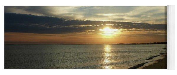 Sunrise In Norfolk Va Yoga Mat