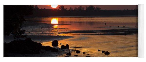 Sunrise Photograph Yoga Mat