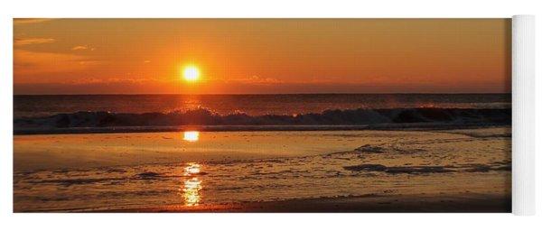 Sunrise Serenity Yoga Mat