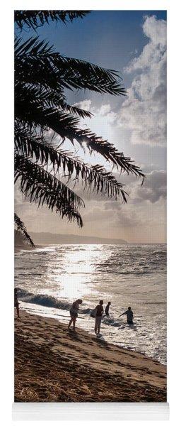 Sunset Beach Park Yoga Mat