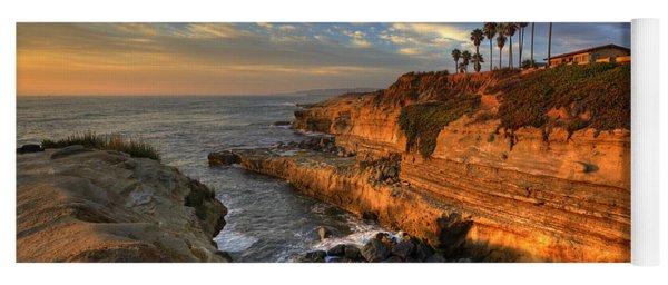 Sunset Cliffs Yoga Mat
