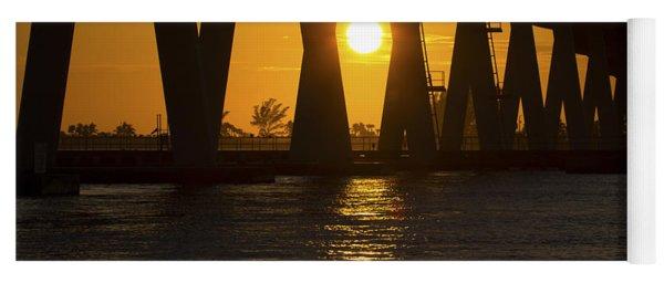 Sunset Over Sanibel Island Photo Yoga Mat