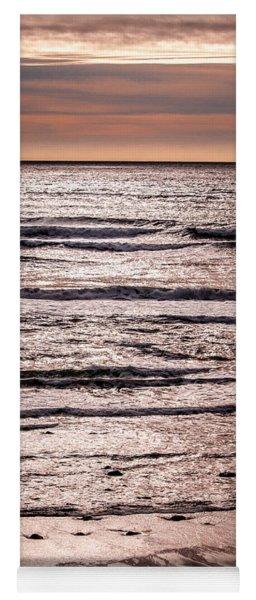Sunset Ocean Yoga Mat