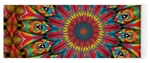 Sunsets In Texas Yoga Mat