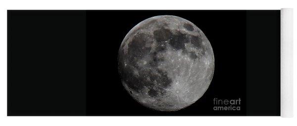 Super Moon 2014 Yoga Mat