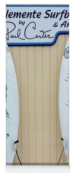 Surfboards In San Clemente Yoga Mat