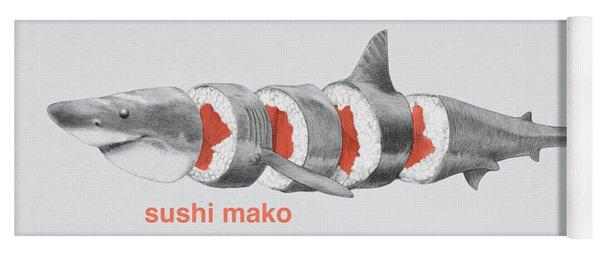 Sushi Mako Yoga Mat