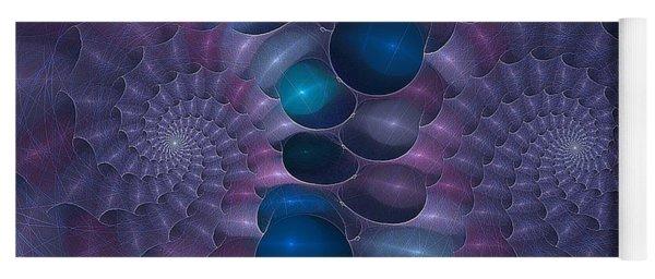 Swallow The Blue Pill Yoga Mat