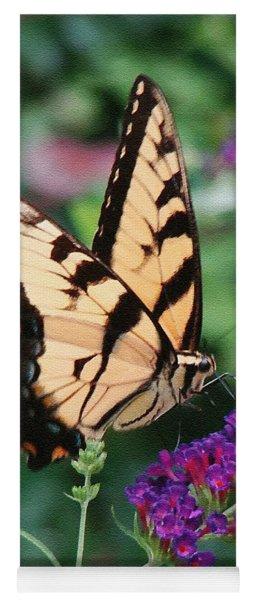 Swallowtail Butterfly 1 Yoga Mat