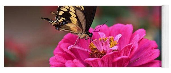 Swallowtail Butterfly Yoga Mat