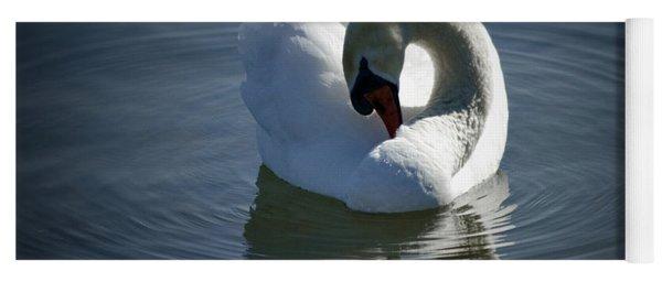 Swan Lake Yoga Mat