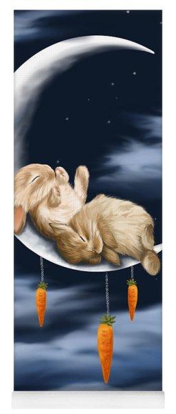 Sweet Dreams Yoga Mat