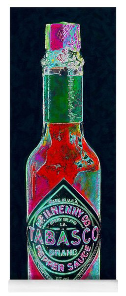 Tabasco Sauce 20130402 Yoga Mat