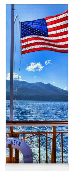 Tahoe Queen Lake Tahoe By Diana Sainz Yoga Mat