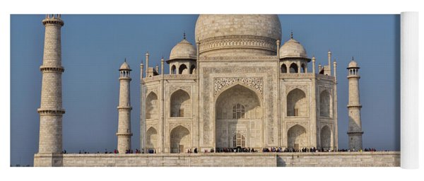 Taj Mahal Yoga Mat